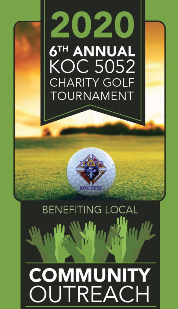 KoC Council 5052 6th Annual Charity Golf Tournament